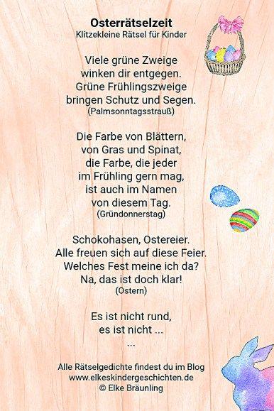 Osterrätselzeit. Klitzekleine Rätsel für Kinder   Rätsel für kinder ...
