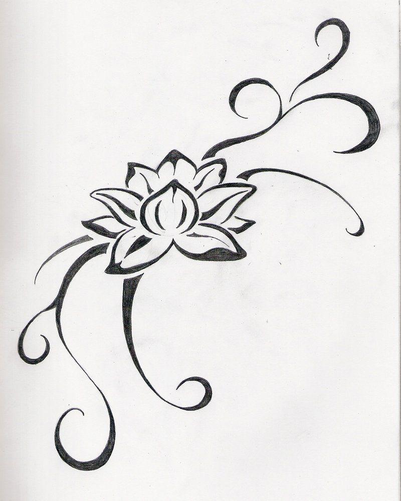 Small lotus flower tattoo jane tattoo gallery flower tattoo by small lotus flower tattoo jane tattoo gallery flower tattoo by june fowler izmirmasajfo
