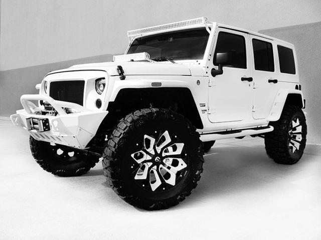 2016 Jeep Wrangler Unlimited Nav Leather Custom White Interior 2016 Jeep Wrangler Jeep Wrangler Unlimited Custom Jeep Wrangler