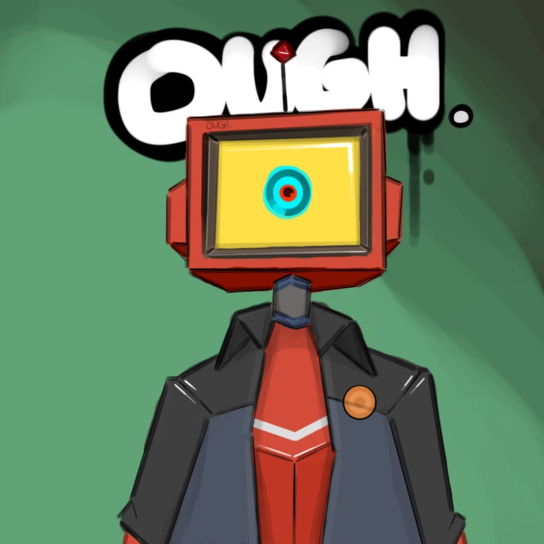 If you ask me...he looks like a bootleg Canti, but, thats none of my buisness.