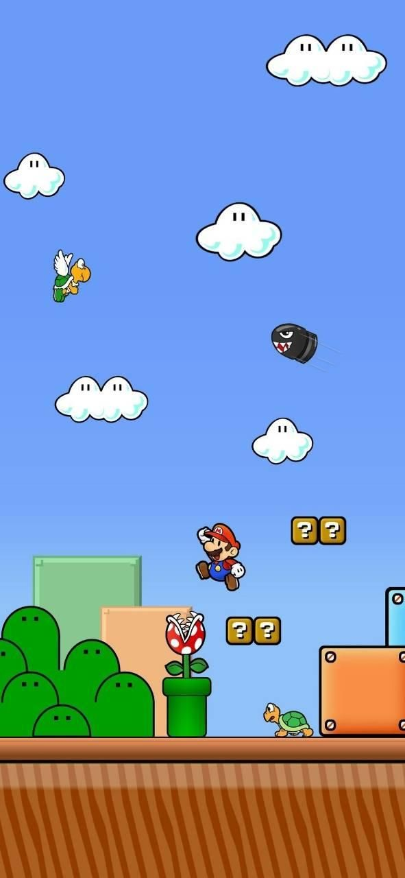 Mario era