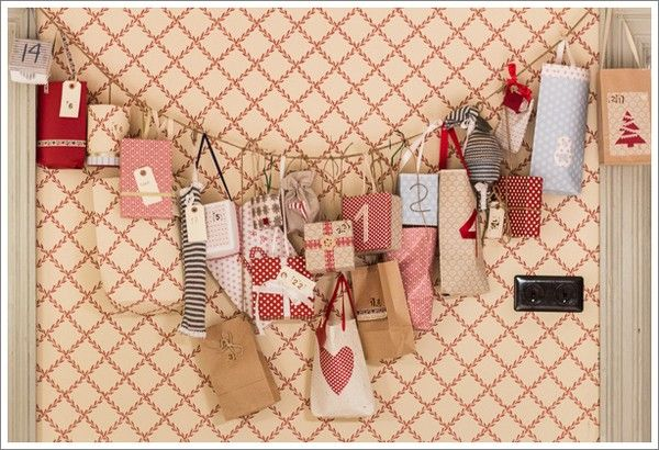 DIY Advent Calendar - lyckoland