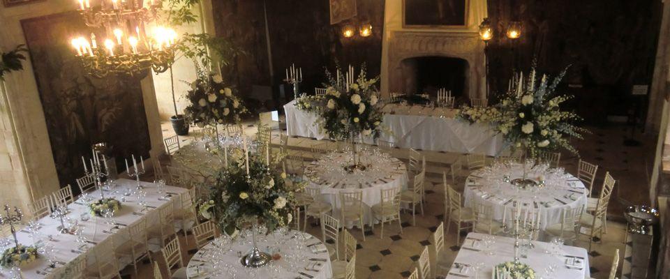 Berkeley Castle Wedding Venue In Gloucestershire