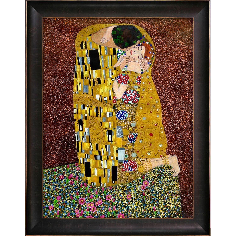 Gustav Klimt \'The Kiss … | Klimt | Pinterest