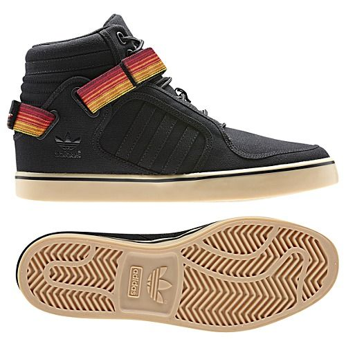 Perca perder Imperio Inca  adidas Originals adi-Rise Mid Canvas Shoes | Sneakers men fashion, Sneakers  fashion, Canvas shoes