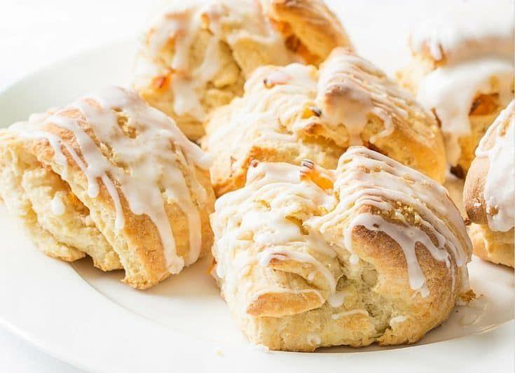Buttery Apricot Scone Recipe Recipe Scone Recipe Scones Apricot Scones Recipe