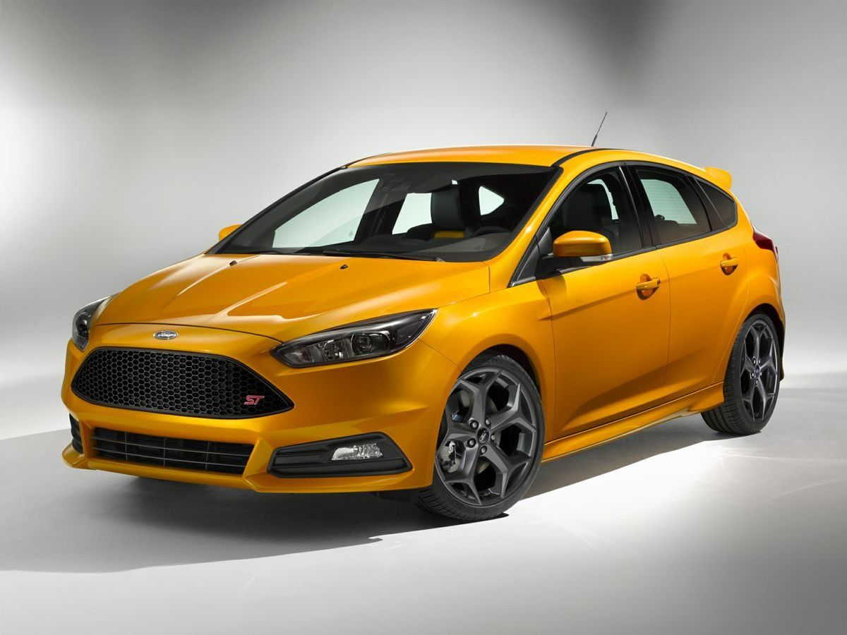 Awesome Orange Ford Used Trucks Ford Focus St Ford Focus New Ford Focus