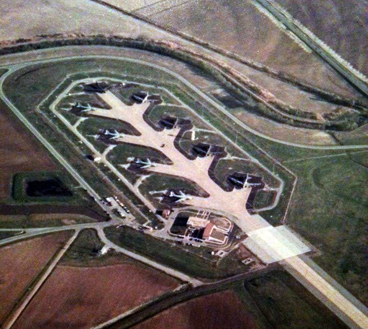 Blytheville air force base alert pad my service in the