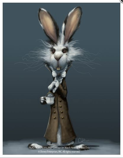 March Hare Alice In Wonderland Tat Ideas Other March Hare
