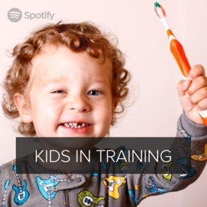 Wake up! Make the bed! Brush your teeth! Share your toys! Clean up those toys! Kids in Training has the perfect songs to teach your kids every part of their daily routine.