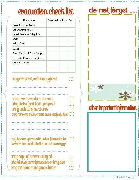 Home Management Binder Home Management Binder Home Management