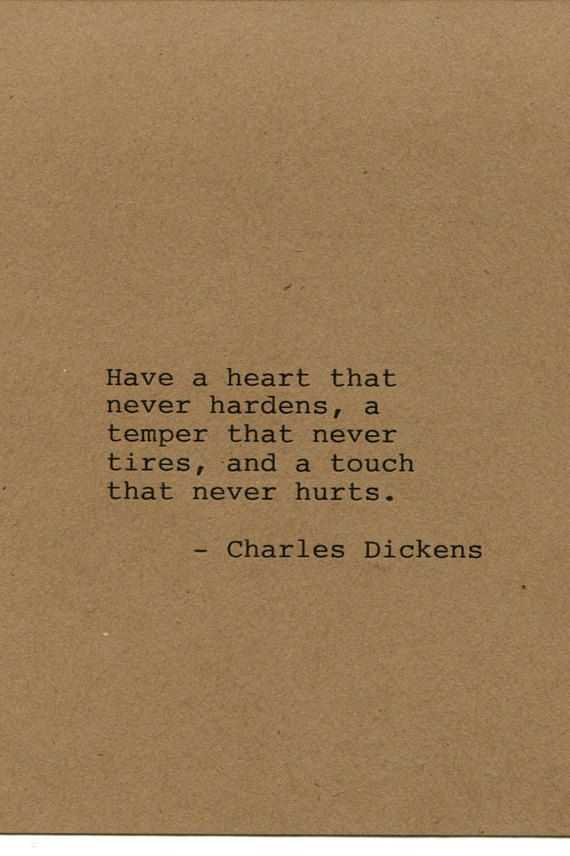 Best Literary Quotes Charles Dickens Quote Made On Typewriterflightoffancyprints .