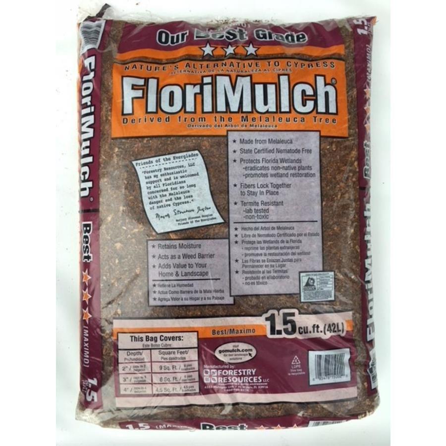 Florimulch Melaleuca 1 5 Cu Ft Natural Melaleuca Mulch Lowes Com Melaleuca Mulch Melaleuca Tree