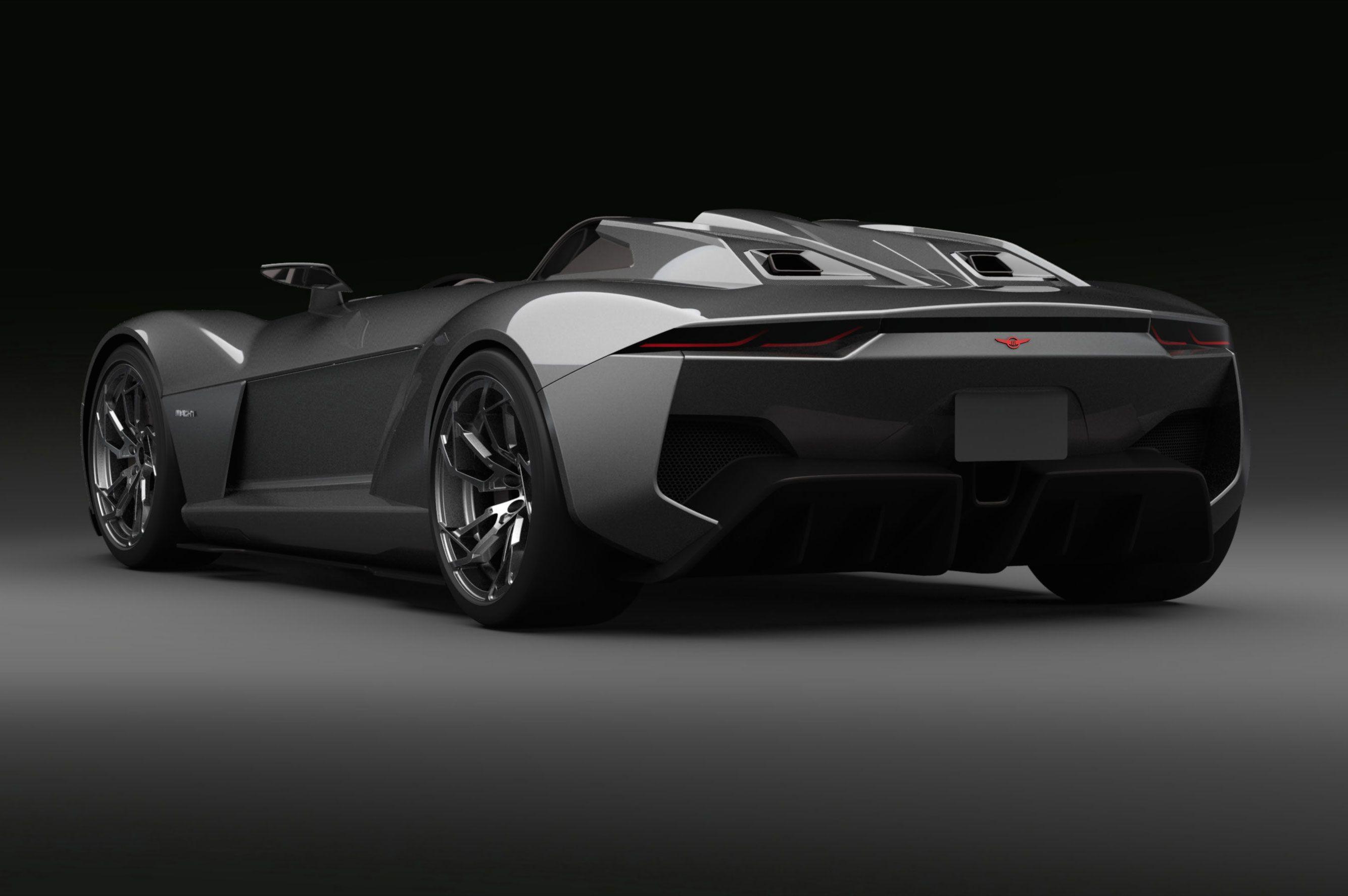 Rezvani Beast Super Cars Sports Car Car