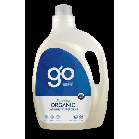 Greenshield Organic Laundry Detergent Free Clear 100 Oz