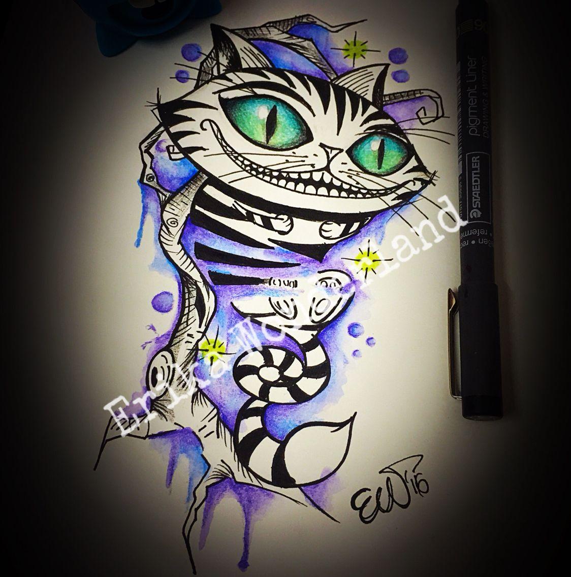 Stregatto tattoo