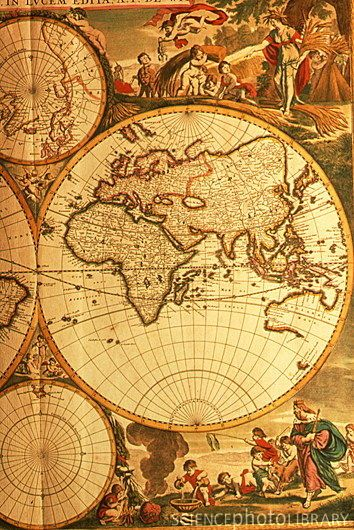 map of the old world `~ Maps That Changed The World Pinterest - new antique world map images