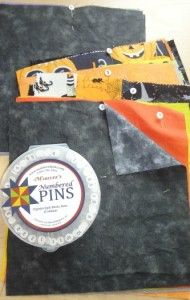 Numbered pins are a must have