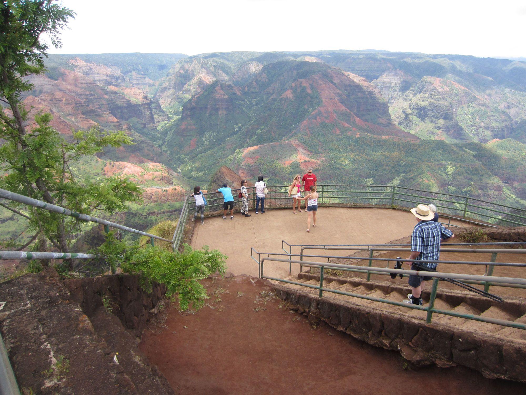 Waimea Canyon Waimea Canyon Kauai Hawaii Vacation