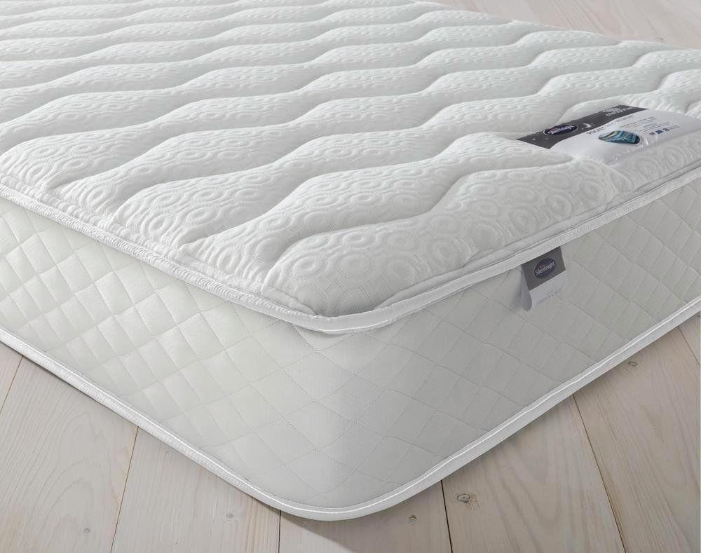 silentnight levison 1000 pocket sprung medium luxury mattress