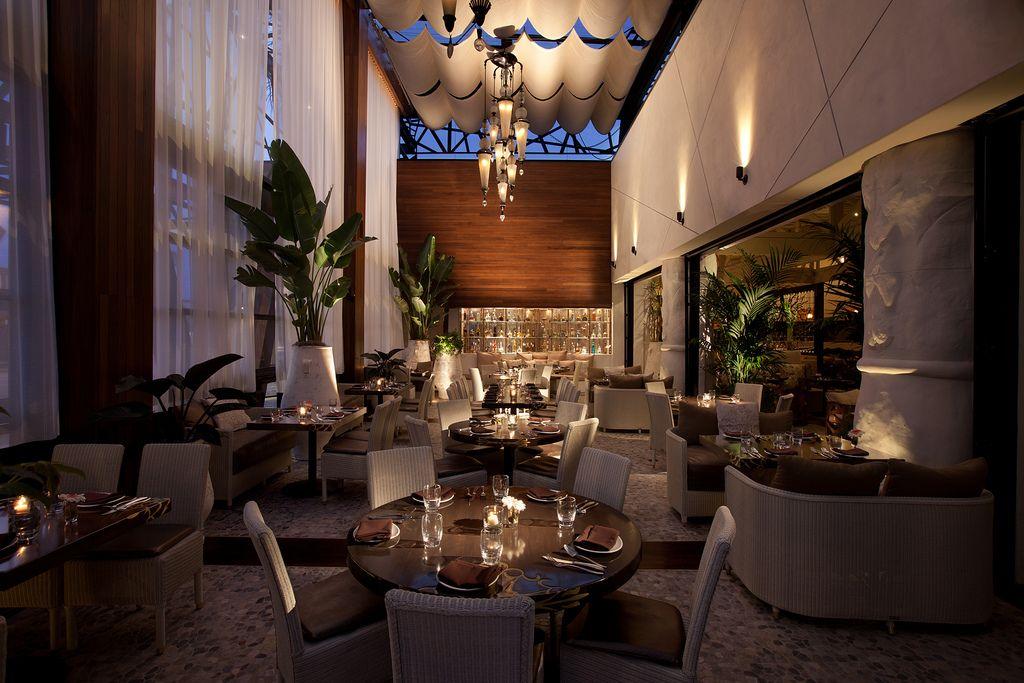 Red O Mexican Restaurant Decor Restaurant Design Elegant Dining