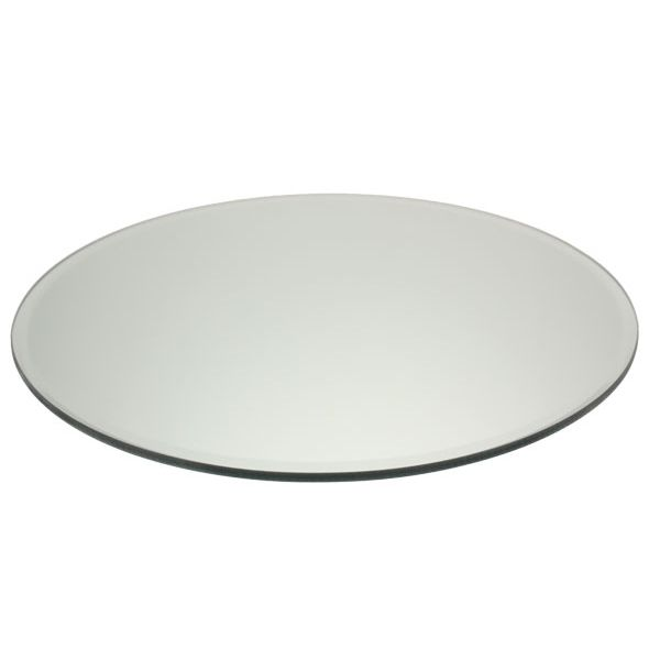 Beautiful Round Mirror Plate