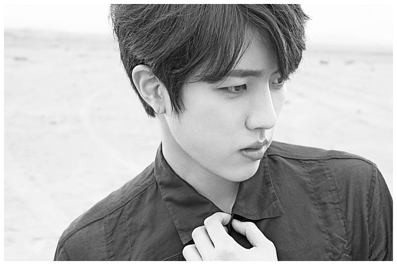 'Be Back' Concept Picture Sungyeol