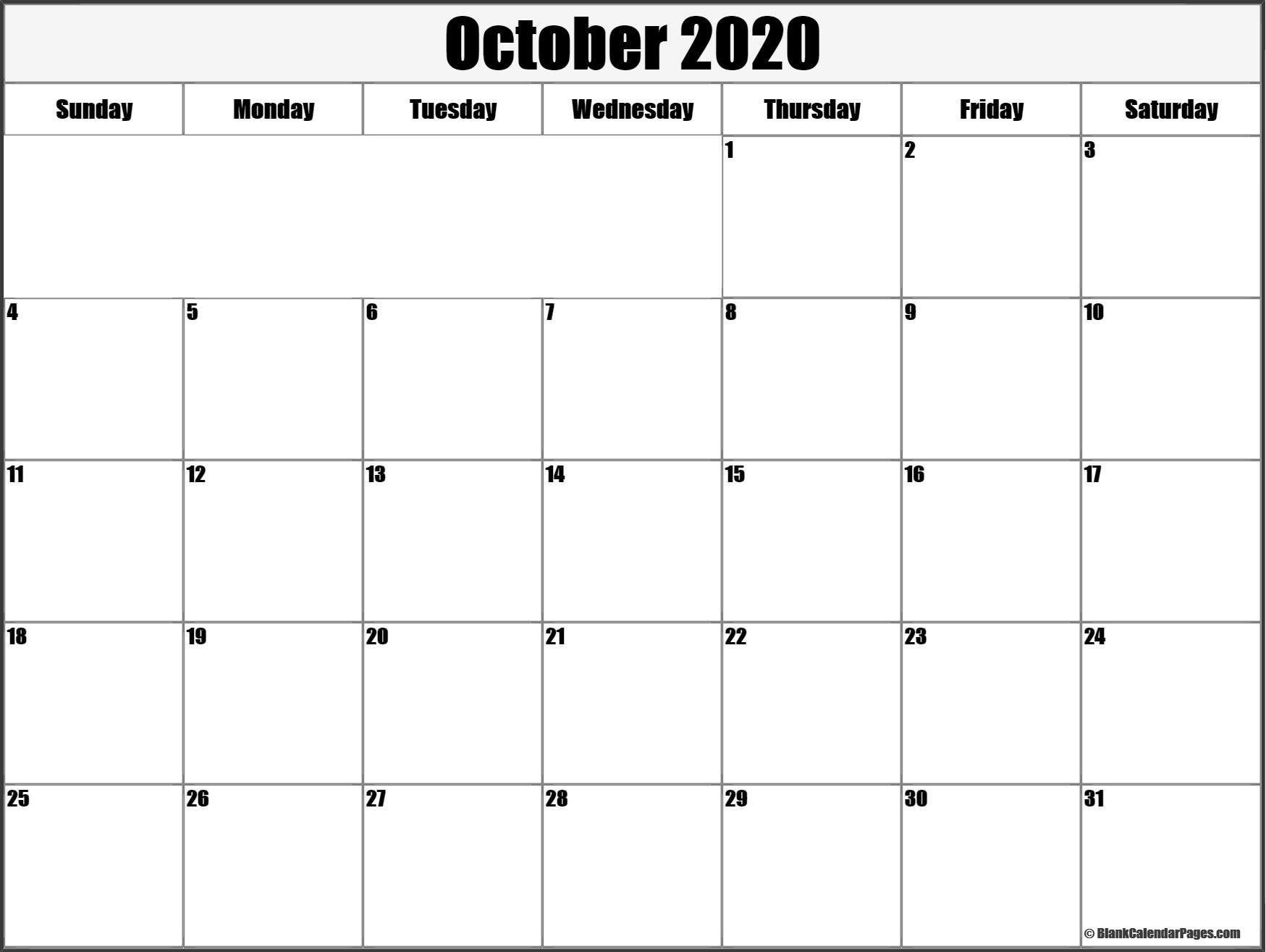 Free Printable 2019 Monthly Calendar Calendar Printables