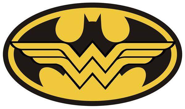 Batman And Wonder Woman Logo Batman Wonder Woman Wonder Woman Logo Wonder Woman Tattoo