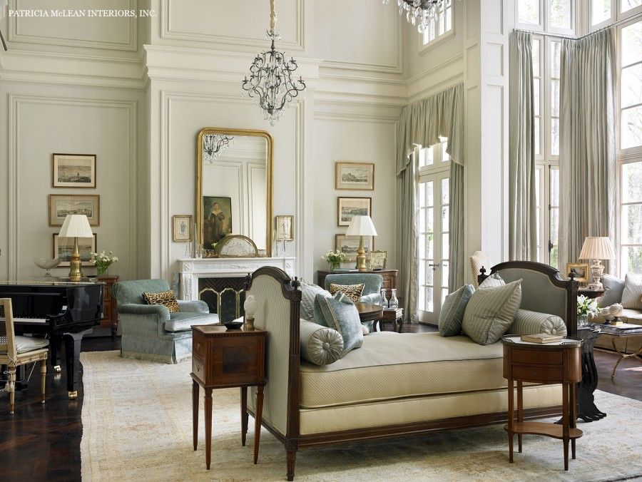 Window treatments for difficult windows what you must never do traditional interior classic also rh pinterest