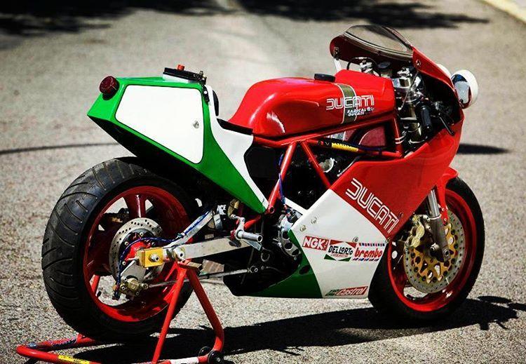 Xtr On Instagram Xtrpepo Xtr Ducati Tt F1 Endurance Racer Pantah Bike Bikeconstructor Pepo S Legacy Tt1 Re Ducati 900ss Ducati Ducati Cafe Racer