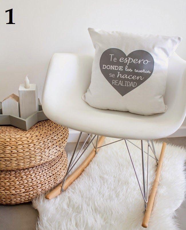 Cojines con mensaje decorar tu casa es facil y mensajes - Almohadones para decorar sillones ...