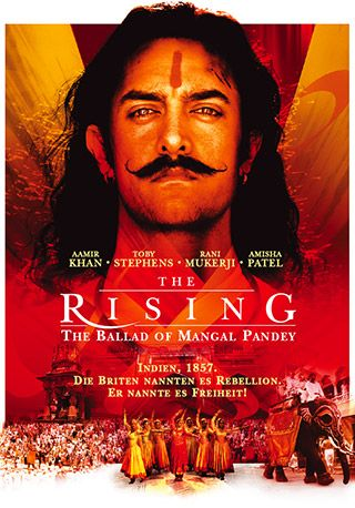 The Rising The Ballad Of Mangal Pandey Indian Pandey Ballad Best Bollywood Movies