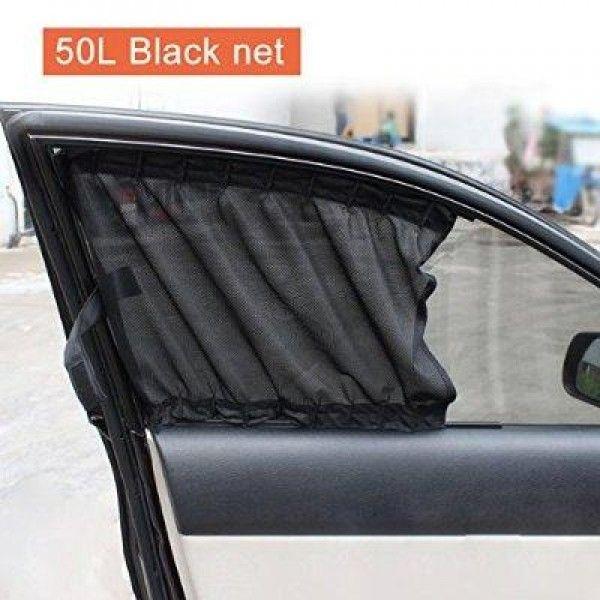 50cm Adjustable Universal Car Window Curtain Sunshade
