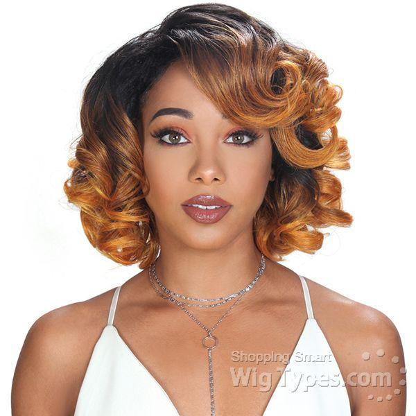 Zury Sis Sassy Synthetic Hair Wig - SASSY
