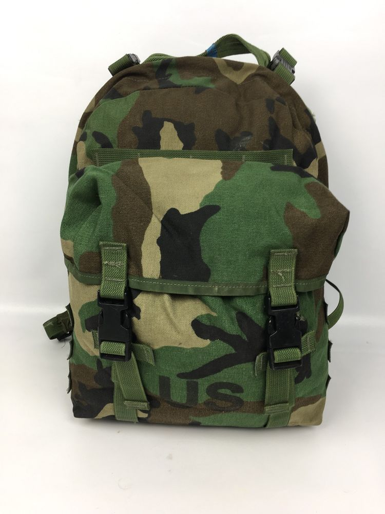 NEW USGI ALICE Field Pack Cover Snow White Camo Rucksack Backpack Spare Tire