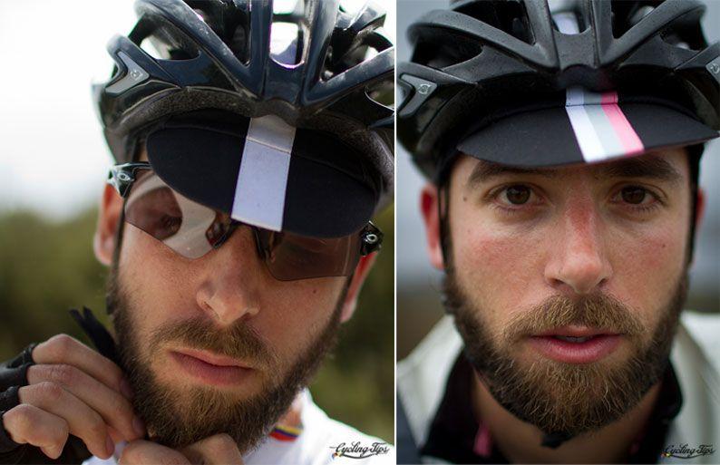 How To Wear A Cycling Cap Cyclingtips Cycling Cap Cycling Fashion Biking Workout