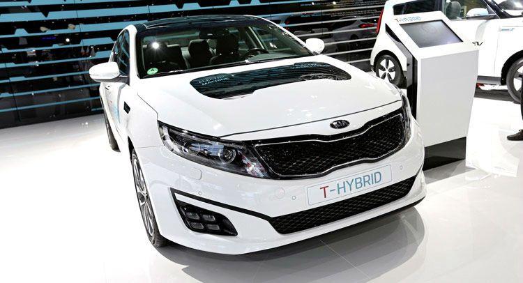 2016 Kia Optima Sxl Turbo Kia Optima Kia Diesel Hybrid