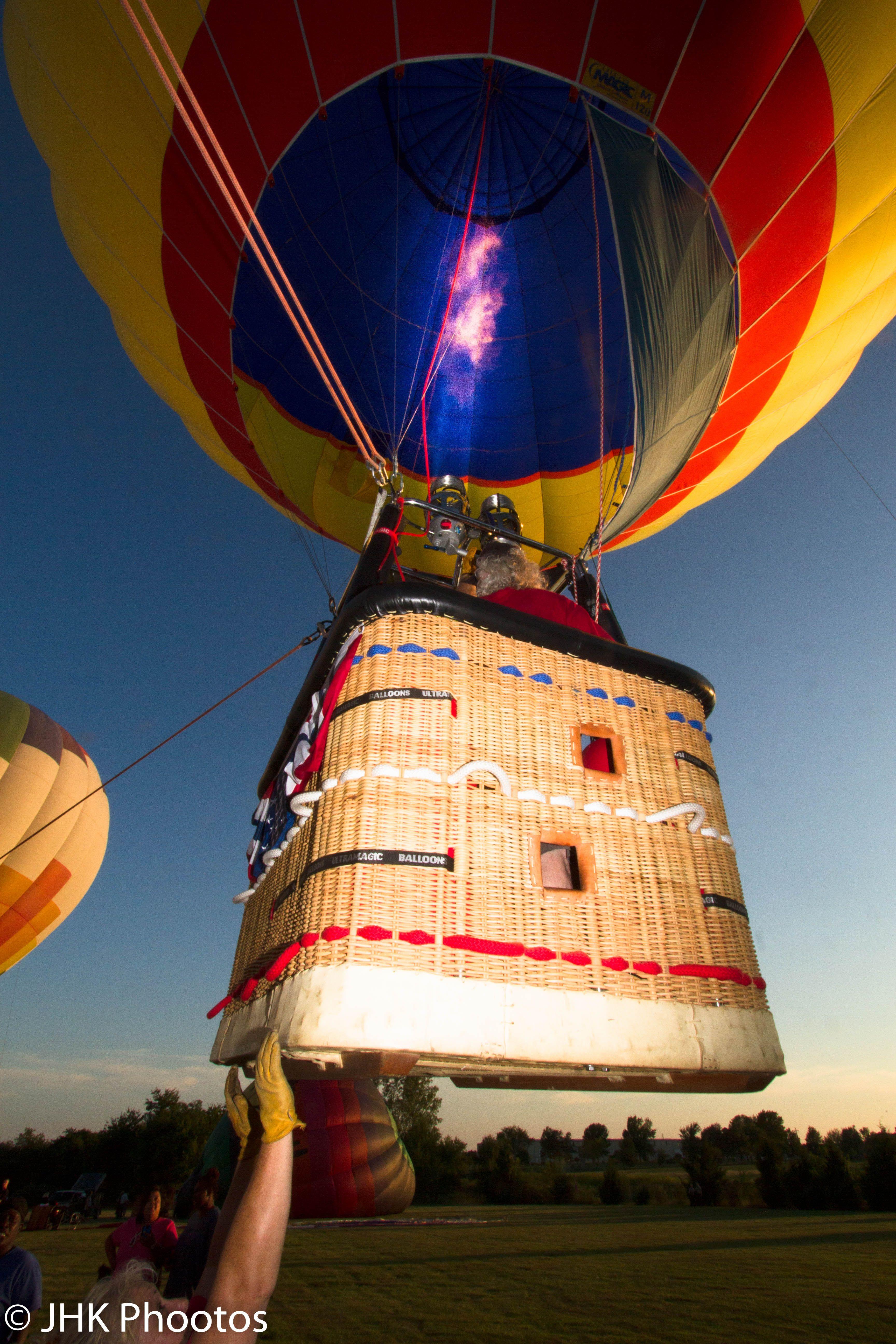 Gatesway Balloon Festival Travel, tourism, Oklahoma