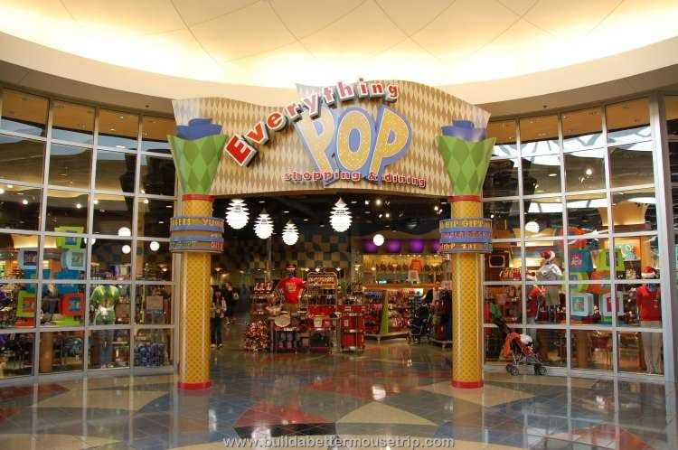 Disney\'s Pop Century Resort hotel photos, resort map, descriptions ...