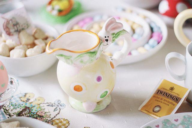 5.100 Happy Easter by Honey Pie!, via Flickr