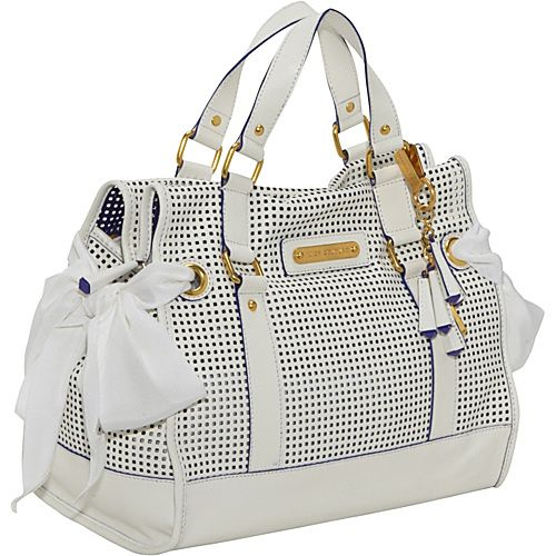 Special Offers Available Click Image Above: Juicy Couture Daydreamer White - Juicy Couture Designer Handbags