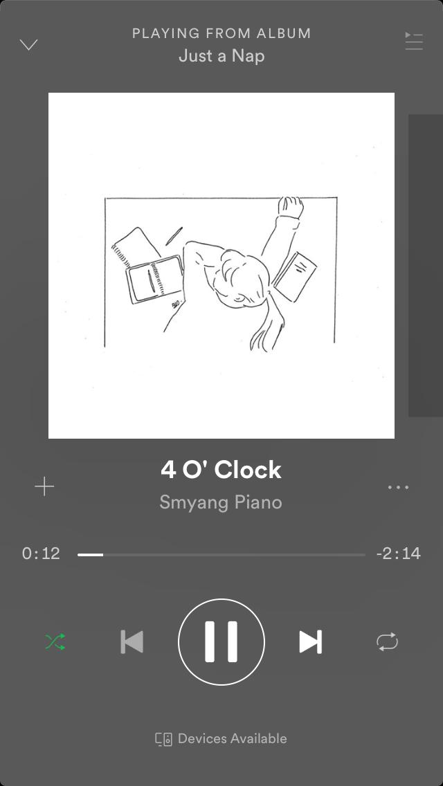 BTS V & RM '4 o clock' LoFi ver. by @Smyangpiano on Spotify #bts #v #rm #lofi #piano