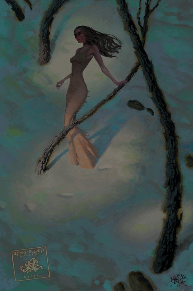 ArtStation - Heart of Ice, Craig Elliott