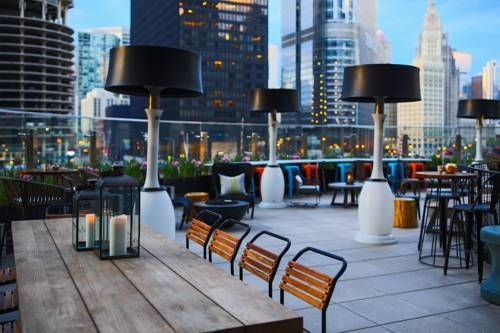 Renaissance Chicago Downtown Hotel Chicago Illinois Featuring A
