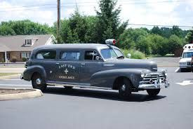 1947 Chevrolet Ambulance