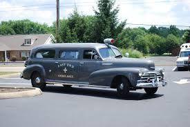 1947 Chevrolet Ambulance Ambulance Emergency Vehicles Rescue Vehicles