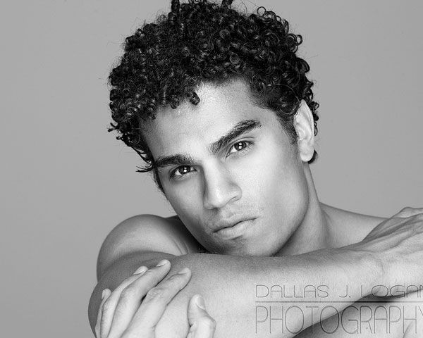 Sexy Black Mens Curls I Absolutely Love This Style