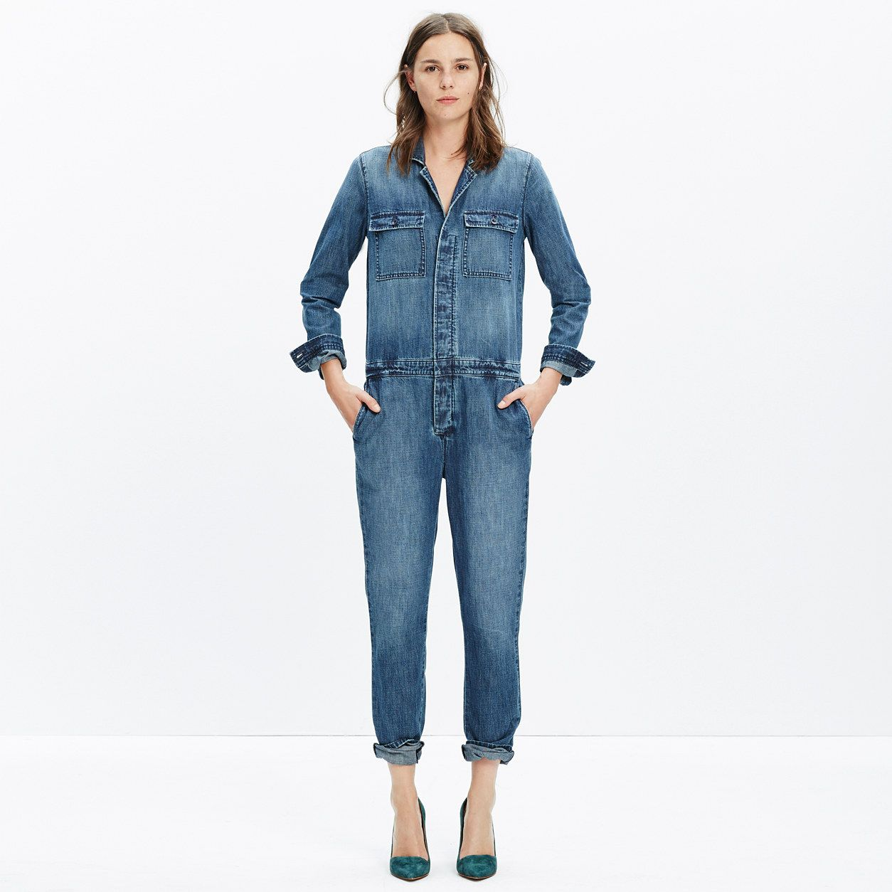 81ff343c242 Denim Surveyor Jumpsuit   OVERALLS   JUMPSUITS
