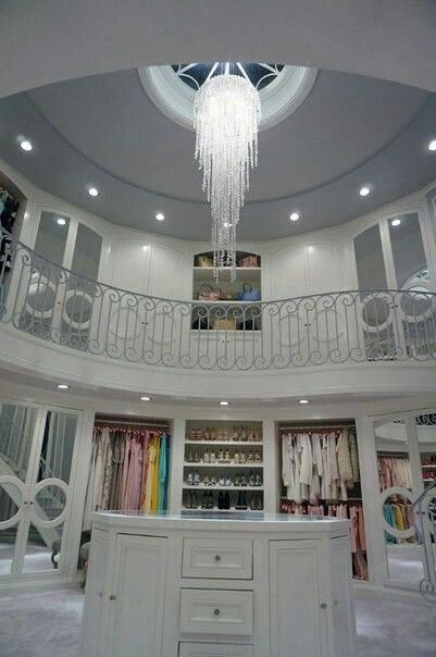 Luxury Girls Bedroom Designs: Kappa Kappa Tau-- Chanel's Closet